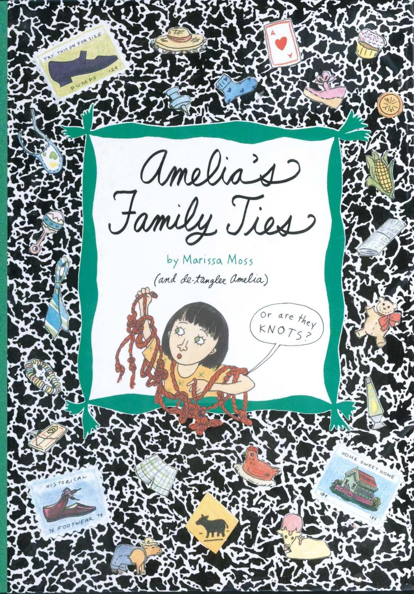 Download Amelia's Family Ties PDF