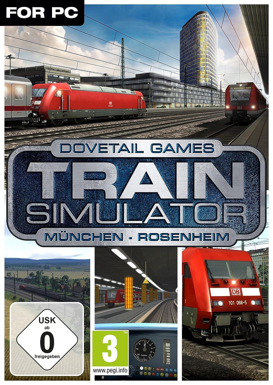 Train Simulator 2016 [PC Code - Steam]: Amazon co uk: PC & Video Games