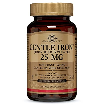 Cool Solgar Gentle Iron 25Mg 90 Vegetable Capsules Squirreltailoven Fun Painted Chair Ideas Images Squirreltailovenorg