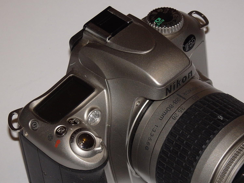 Camera en plata – Nikon F55 – Cámara réflex analógica – Incluye ...