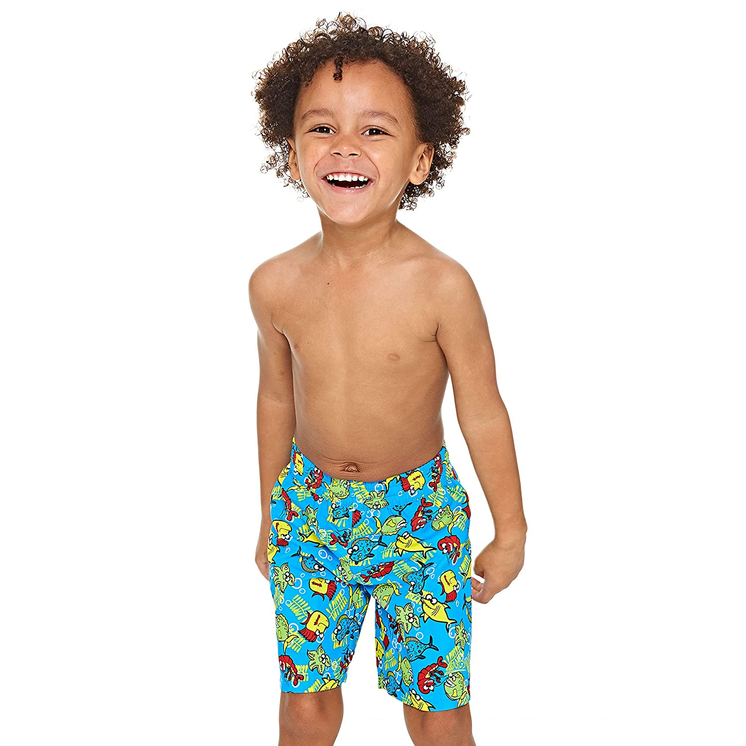 Zoggs Boys' Fishy Business Water Shorts
