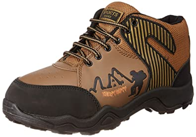 3b0b1051eabb3e Earton Men s Brown-397 Sports Shoes (Running Shoes)  Buy Online at ...