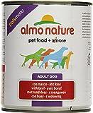 Almo Nature Dailymenu con Manzo Umido Cane Premium - Confezione da 12 x 800 g