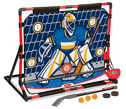 Amazon com : EastPoint Sports Lights Out Hockey Trainer