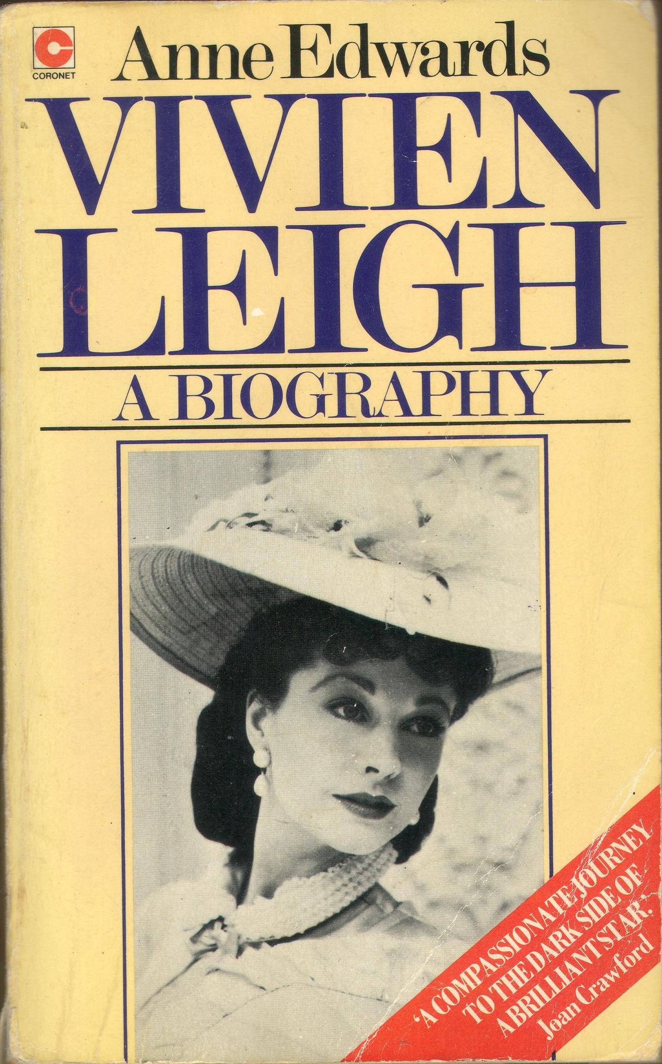 vivien leigh a biography coronet books
