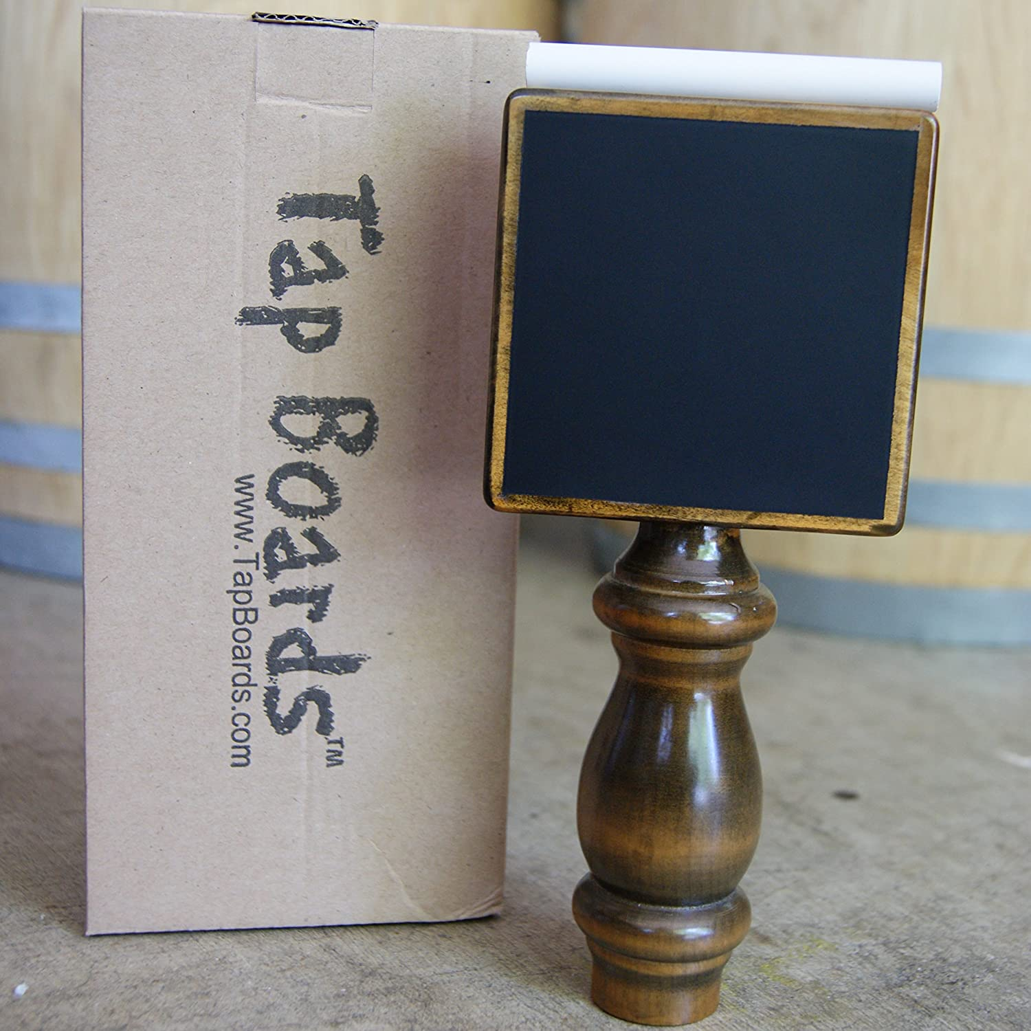 Chalkboard Beer Tap Handle for Kegerator