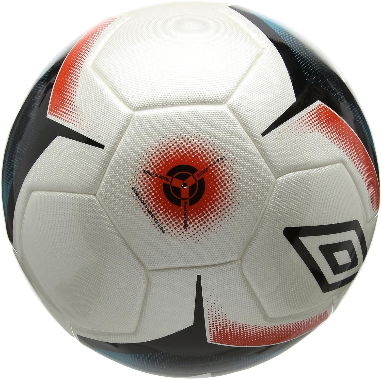 Umbro Neo Pro tsbe – Balón de fútbol, Color Blanco/Negro/Bluebird ...