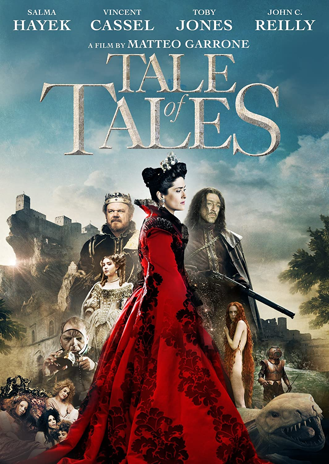 Image result for Tale of Tales series