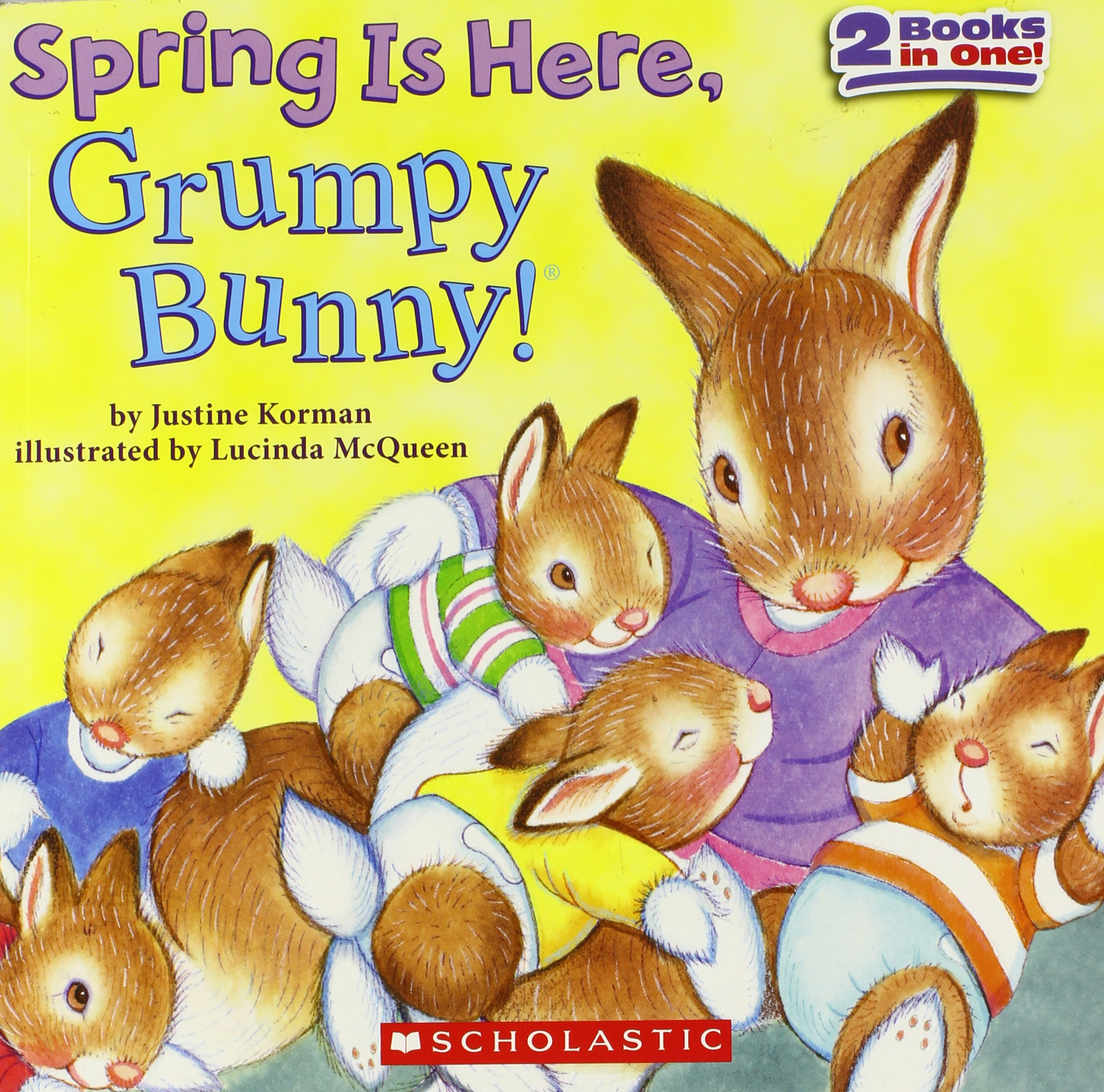 Download Spring Is Here, Grumpy Bunny! PDF