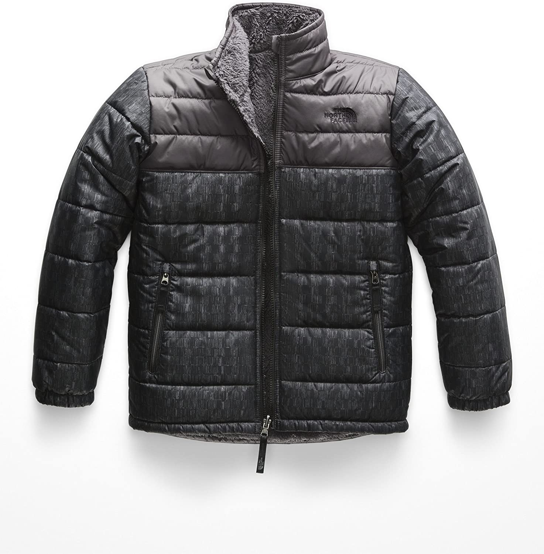 The North Face Boy's Reversible Mount Chimborazo Jacket
