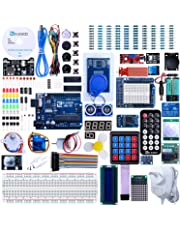 ELEGOO UNO R3 Project Complete Starter Kit with Tutorial for Arduino (more than 200 Items)