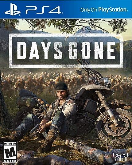 Amazon com: Days Gone - Playstation 4: Sony Interactive