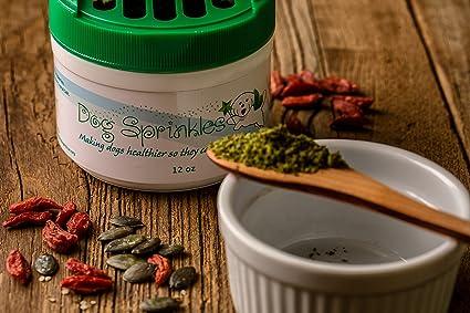 Amazon Com Dog Sprinkles Superfood Nutritional Boost For Dog