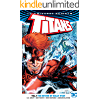 Titans (2016-) Vol. 1: The Return of Wally West (English Edition)