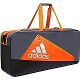 Adidas Wucht P5 Orange Badminton Kit Bag, 55 L