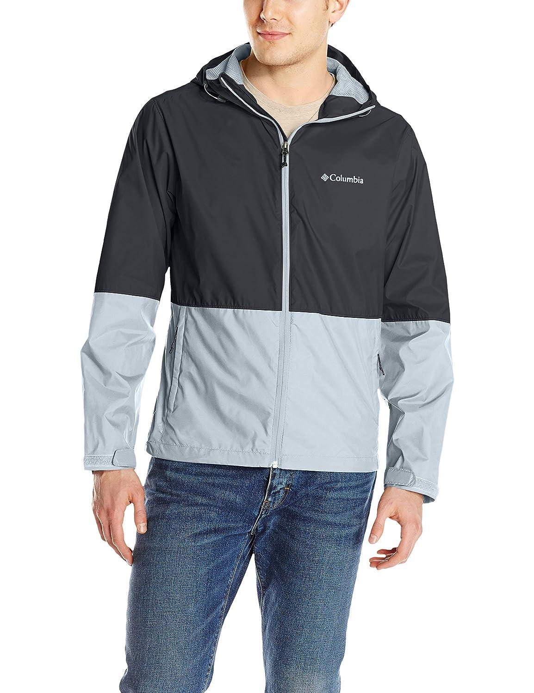 Waterproof Hooded Columbia Men/'s Sportswear Columbia Mens Roan Mountain Jacket