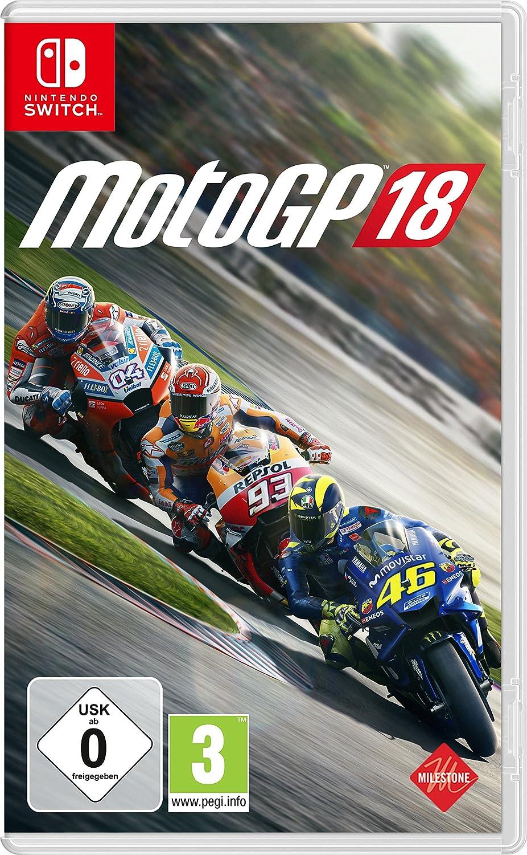 MotoGP 18 - Nintendo Switch [Importación alemana]: Amazon.es: Videojuegos