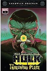 Immortal Hulk: The Threshing Place (2020) #1 Kindle Edition