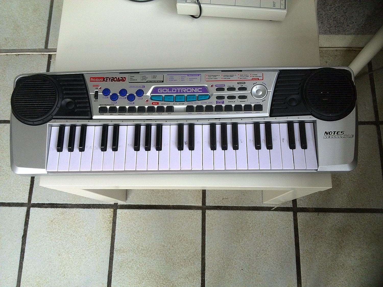 Goldtronic Prosound teclado piano y teclado electrónico ...
