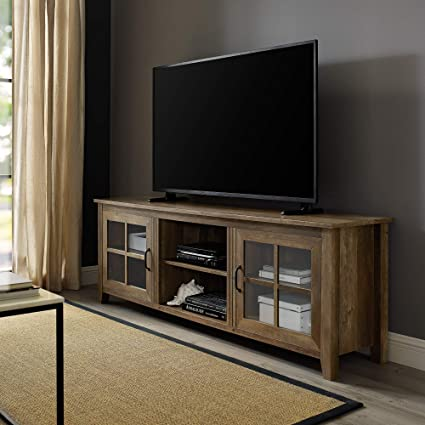 new products 29332 1a9a5 WE Furniture AZ70CSGDRO TV Stand 70