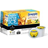 Snapple Lemon Iced Tea Keurig K-Cups, 72 Count