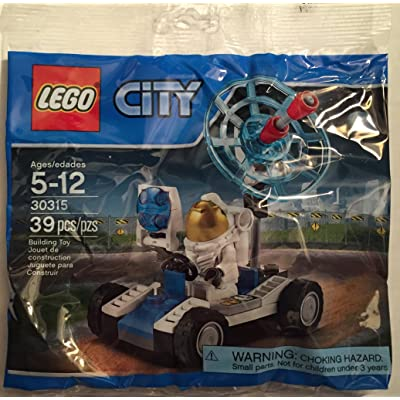 LEGO, City, Space Utility Vehicle (30315): Toys & Games
