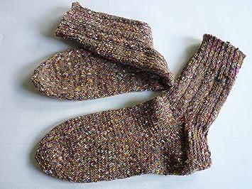Calcetines de lana, de mano de punto calcetines, /,{39} Regia