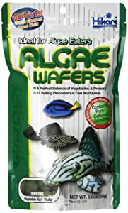 Hikari Tropical Algae Wafers for Bottom Feeding Herbivorous