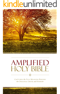Amplified Cross-Reference Bible, eBook - Kindle edition by