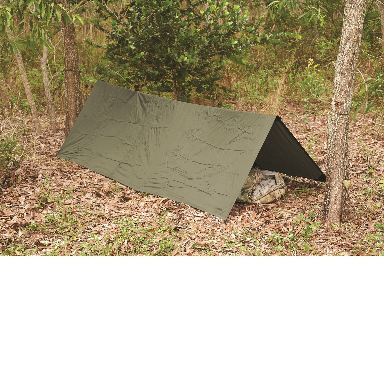 Snugpak Stasha Versatile Bivvi Shelter, Waterproof, Lightweight, Olive by Snugpak