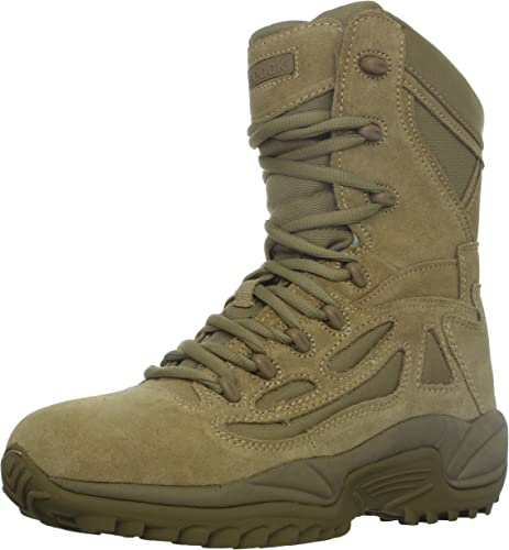 Reebok Work Duty Mens Rapid Response RB RB8874 8 Tactical Boot
