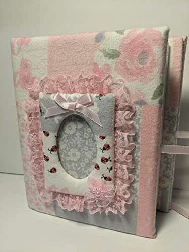 Handmade Baby Girl Photo Album