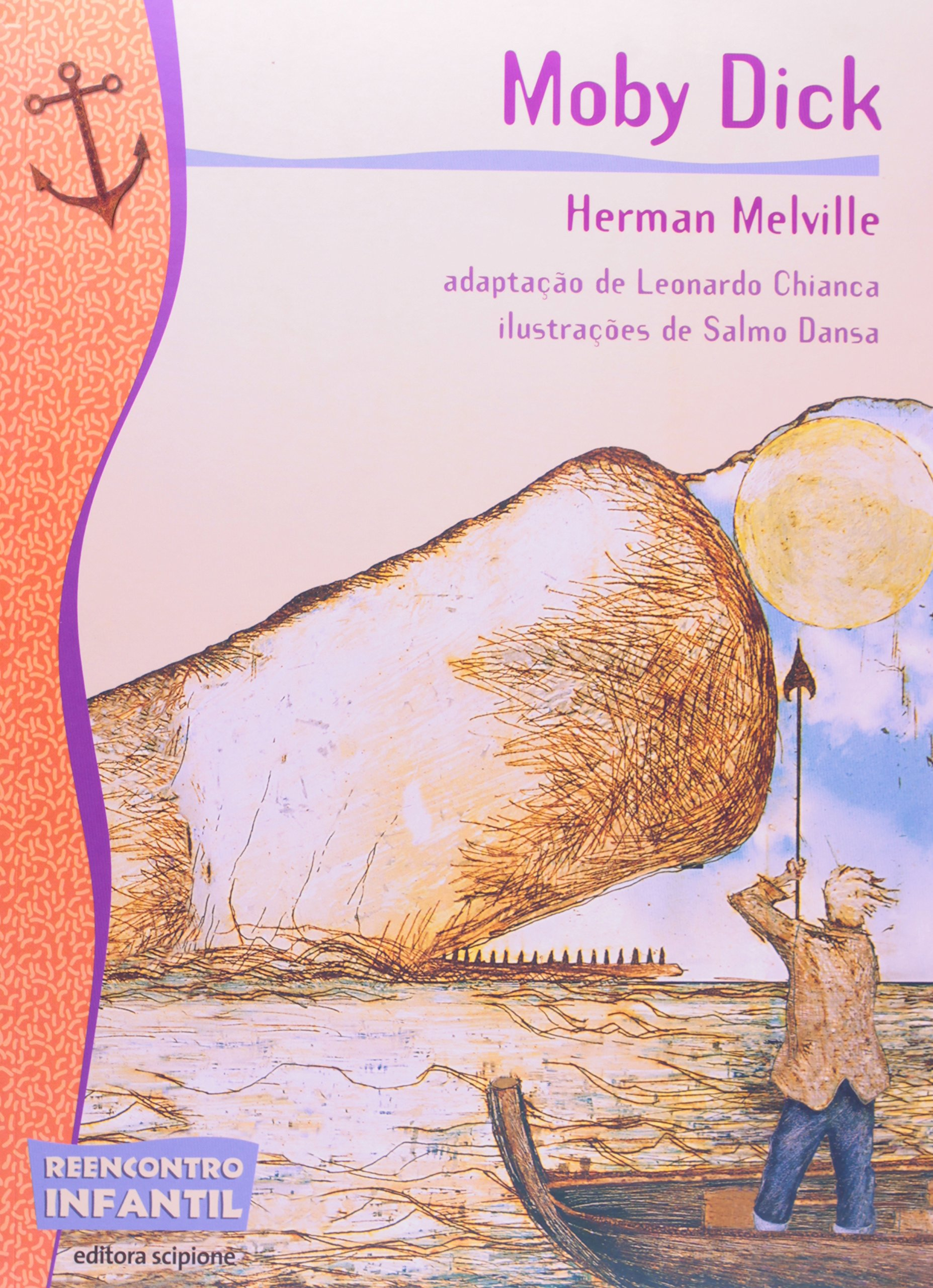 Moby Dick - Coleção Reencontro Infantil (Em Portuguese do Brasil) ebook
