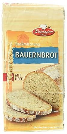 Bielmeier 15teiliges Brotbackmischung-Kennenlern-Set