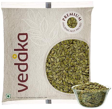 Vedaka Premium Pumpkin Seeds, 500g