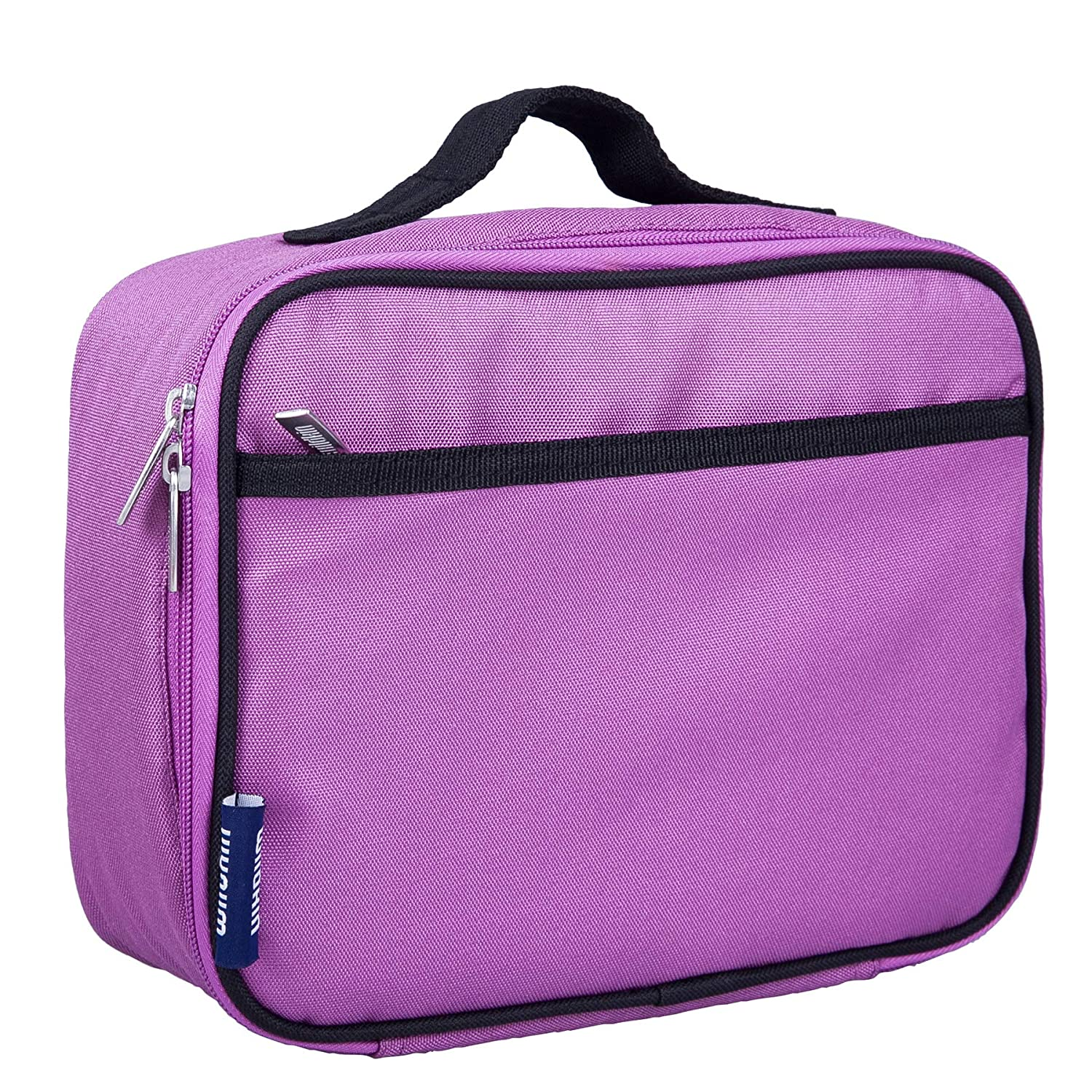 Wildkin Flamingo Pink Lunch Box, One Size 33604