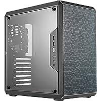 Gabinete Cooler Master MasterBox Q500L, ATX, Lateral em Acrílico Transparente