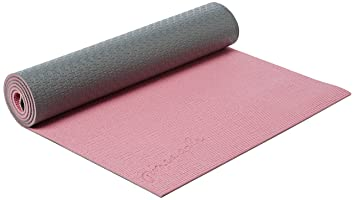 Pineapple Women s Yoga Mat Double Sided with Strap Fitness Accessory - Pink de6e2fa3bc