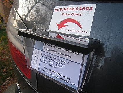 Fahrzeug Visitenkarten Box Befestigung An Der Außenseite
