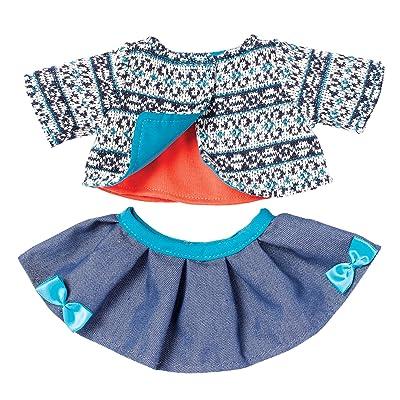 "Manhattan Toy Baby Stella Cozy Chic 15"" Baby Doll Clothing Set: Toys & Games"