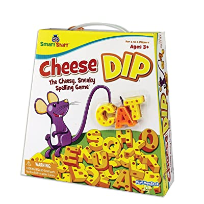 Smart Start Cheese Dip: Toys & Games