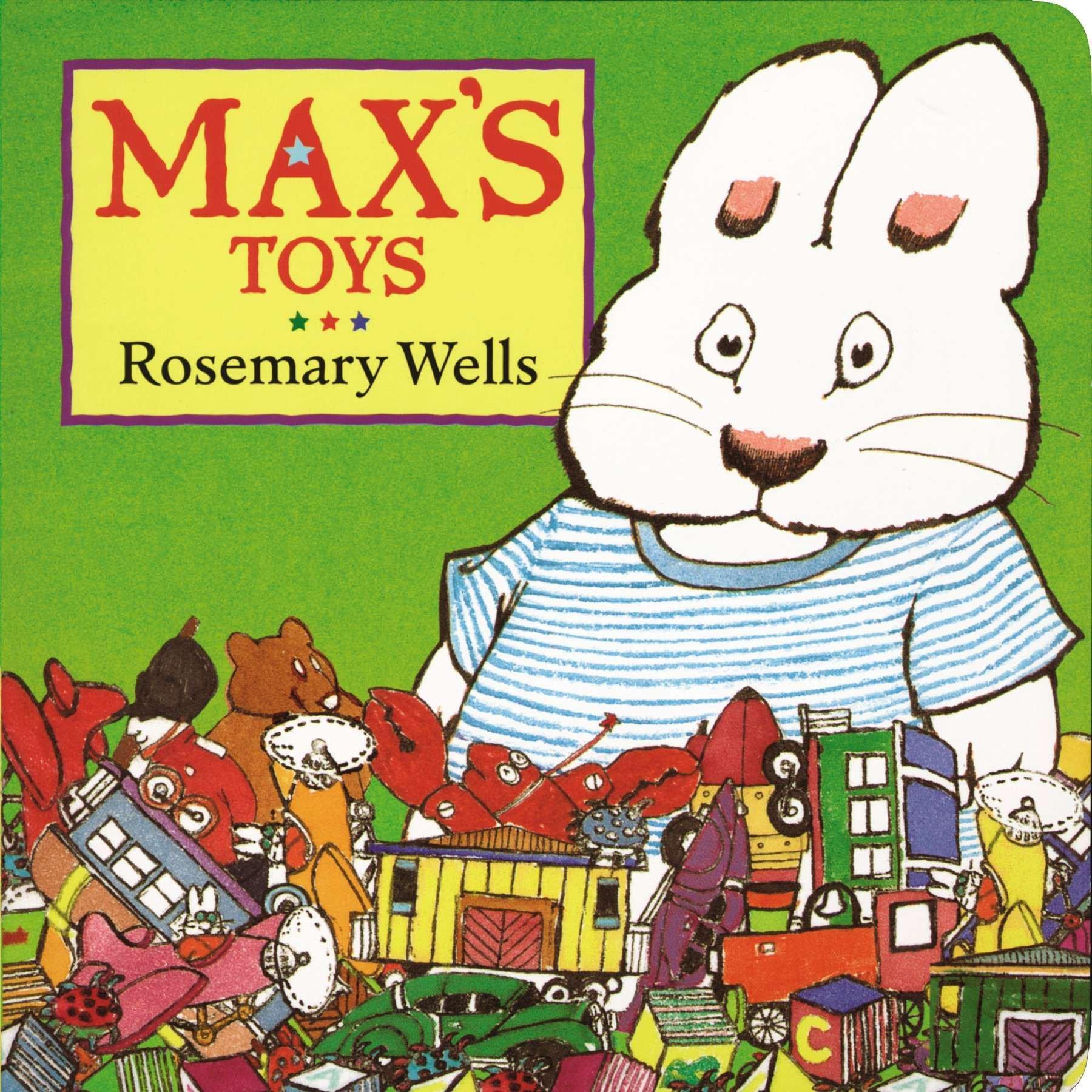 Download Max's Toys (Max and Ruby) pdf epub