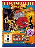 Benjamin Blümchen - Das Geheimnis der Tempelkatze/... und die Zirkuslöwen