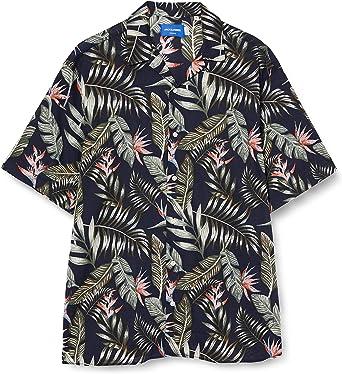 Jack & Jones Jormarty Organic Shirt SS Camisa para Hombre: Amazon.es: Ropa y accesorios