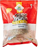 24 Organic Mantra Products Jaggery, 500g