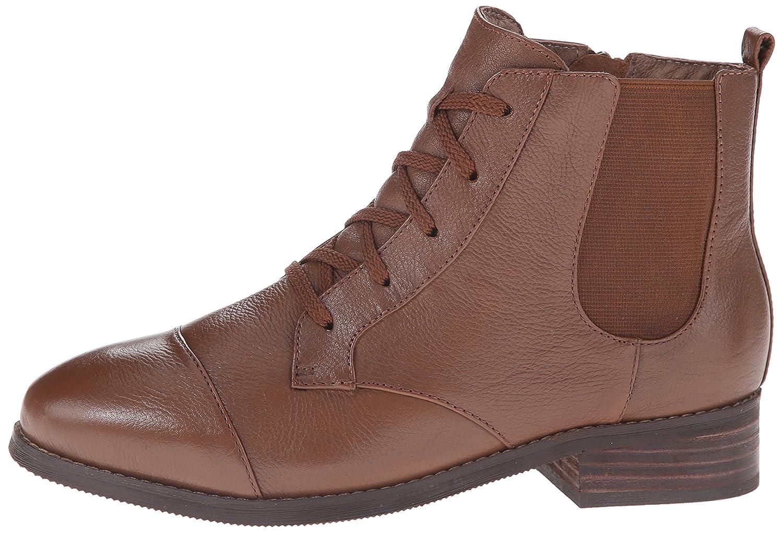 SoftWalk Women's Miller Boot B00S03AYGE 9.5 B(M) US Cognac
