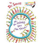 Oh, the Thinks You Can Think! (Big Bright & Early Board Book)