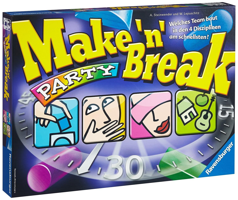 Ravensburger 26575 - Make N Break Party Party Break c10147