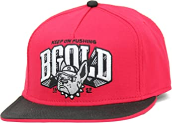 Benny Gold Bulldogs Keep On Pushing Snapback Hat 13b3acaf4940