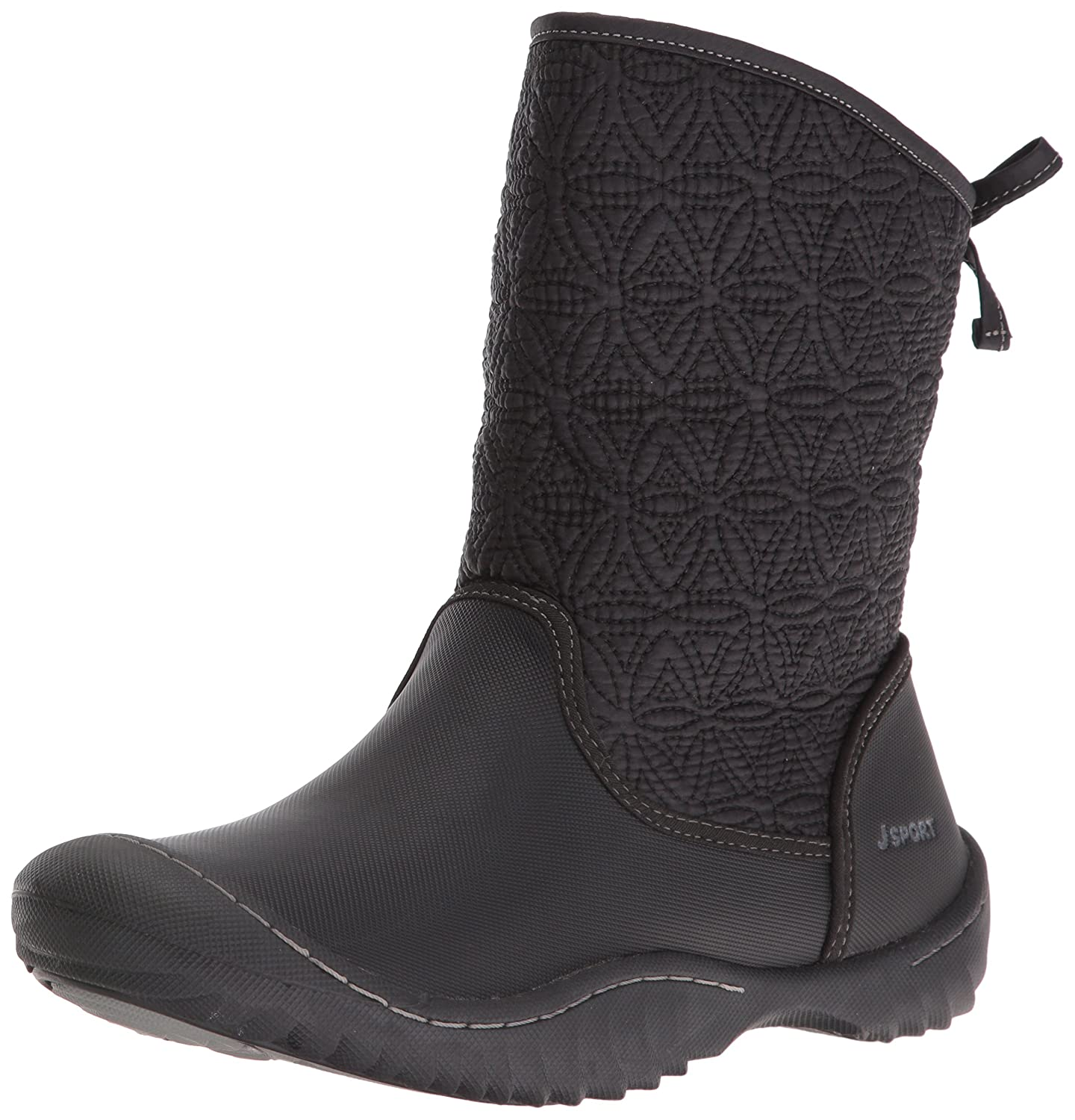 JSport by Jambu Women's Calgary Too Snow Boot B01GP62I2U 8.5 B(M) US|Black